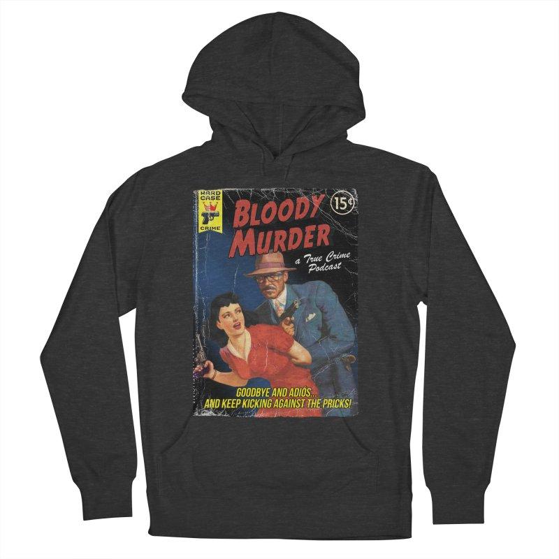 Bloody Murder Pulp Novel Women's Pullover Hoody by bloodymurder's Artist Shop
