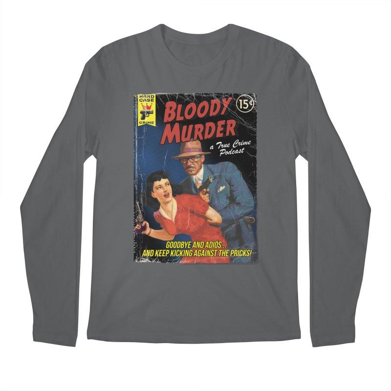 Bloody Murder Pulp Novel Men's  by bloodymurder's Artist Shop