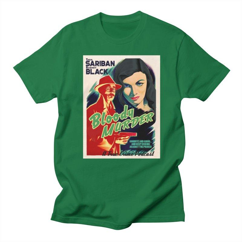 Film Noir Bloody Murder Blue Eyes Women's Unisex T-Shirt by bloodymurder's Artist Shop