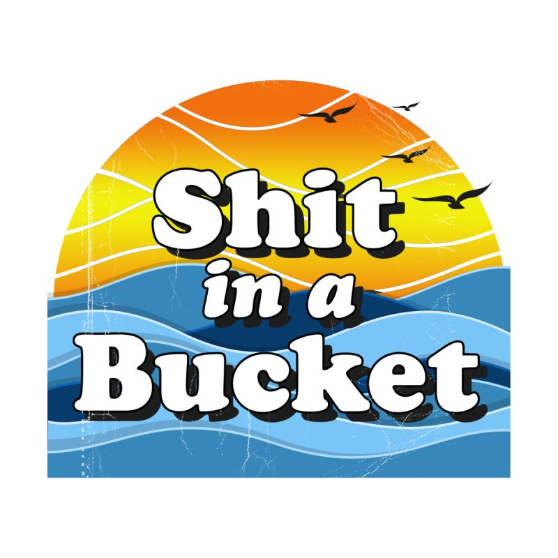 Shit in a Bucket 1976 Accessories Water Bottle by bloodymurder's Artist Shop