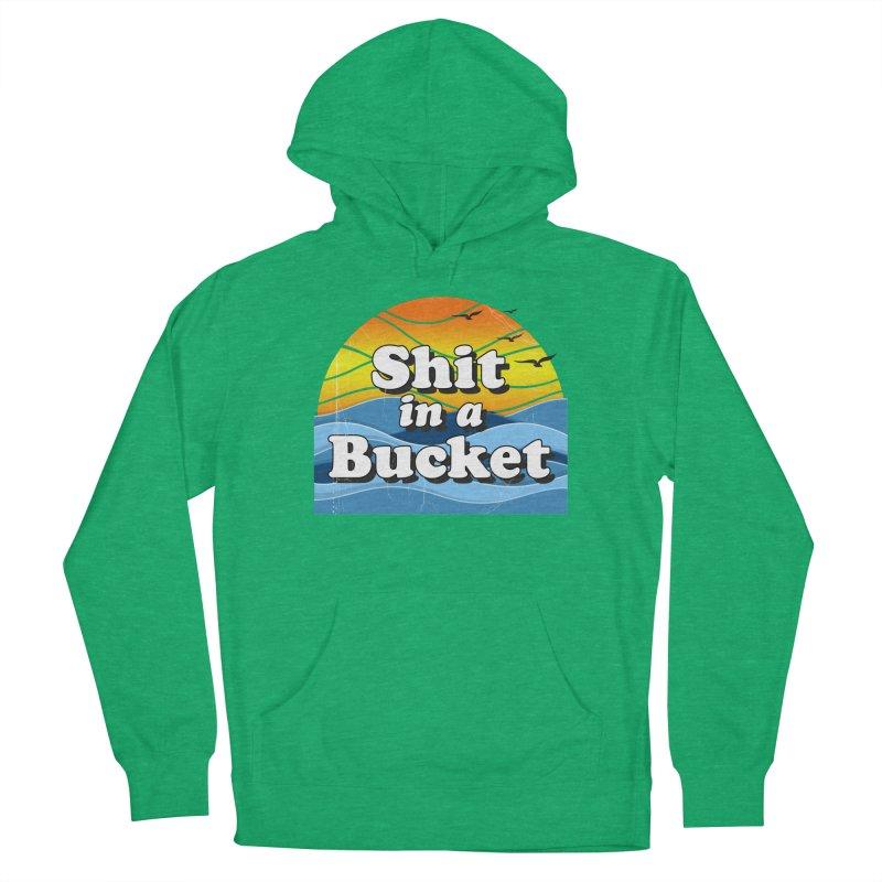 Shit in a Bucket 1976 Men's Pullover Hoody by Bloody Murder's Artist Shop