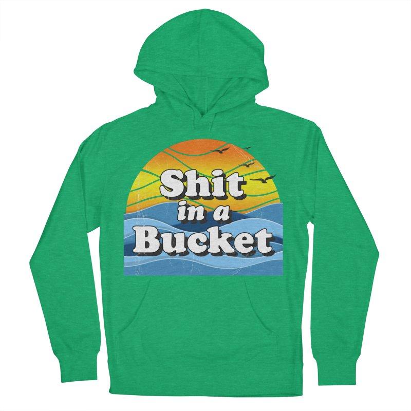 Shit in a Bucket 1976 Men's Pullover Hoody by bloodymurder's Artist Shop