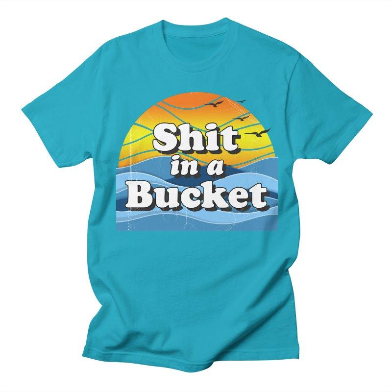 Shit in a Bucket 1976 Women's Regular Unisex T-Shirt by bloodymurder's Artist Shop