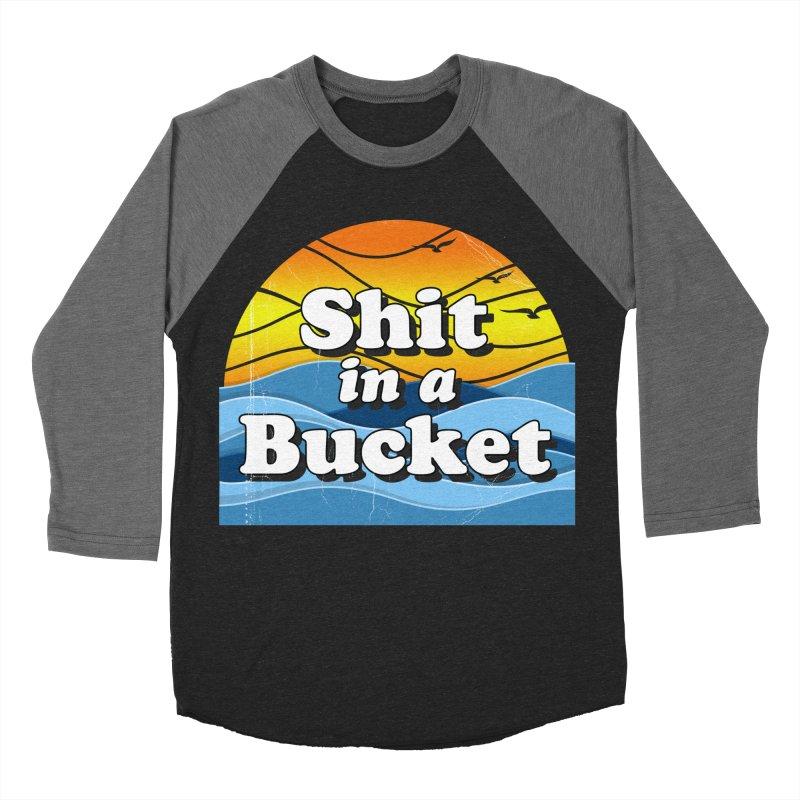 Shit in a Bucket 1976 Women's Baseball Triblend T-Shirt by bloodymurder's Artist Shop