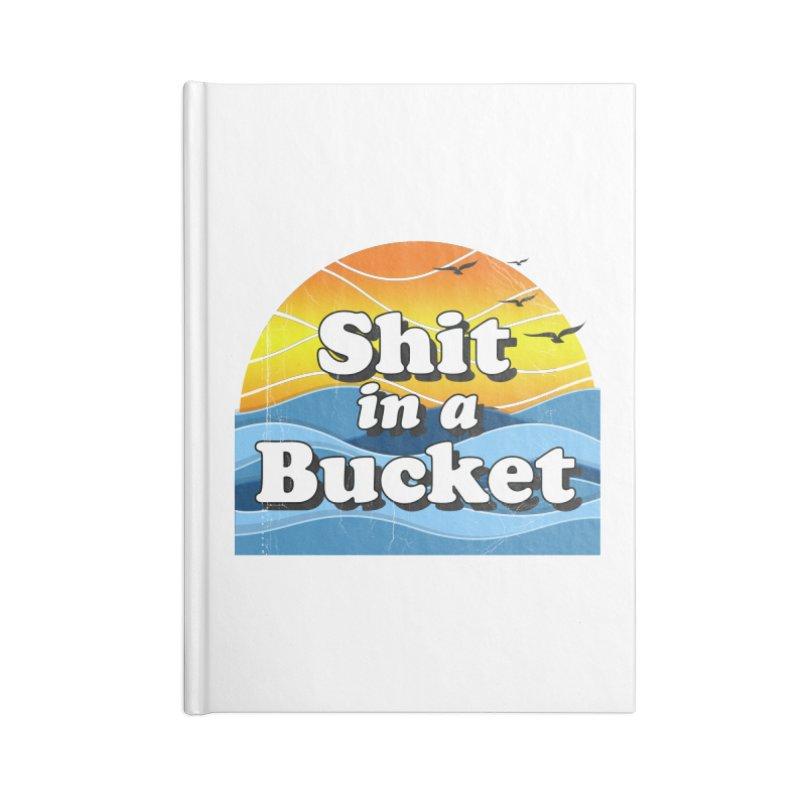 Shit in a Bucket 1976 Accessories Notebook by bloodymurder's Artist Shop