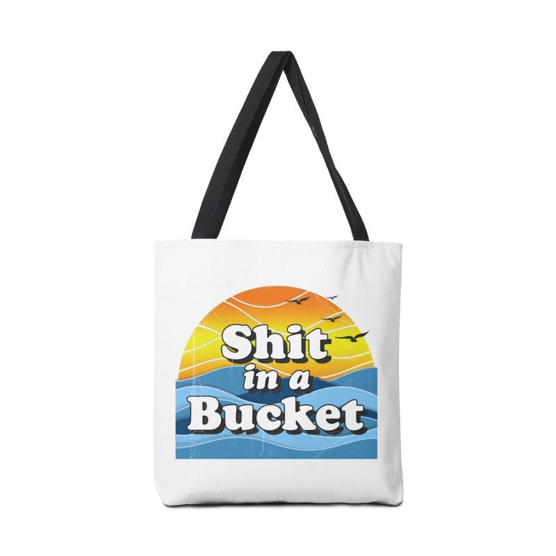 Shit in a Bucket 1976 Accessories Bag by bloodymurder's Artist Shop