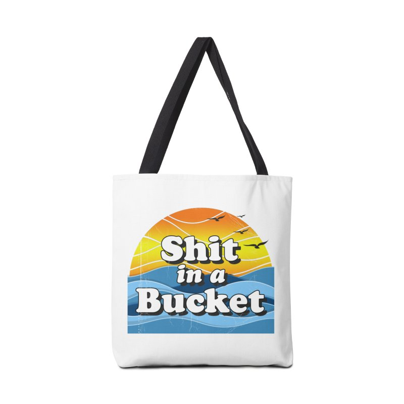 Shit in a Bucket 1976 Accessories Bag by bloodymurder's Artist Shop