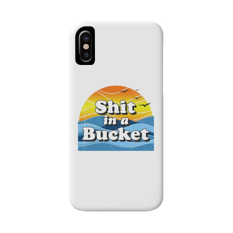 Shit in a Bucket 1976 Accessories Phone Case by bloodymurder's Artist Shop