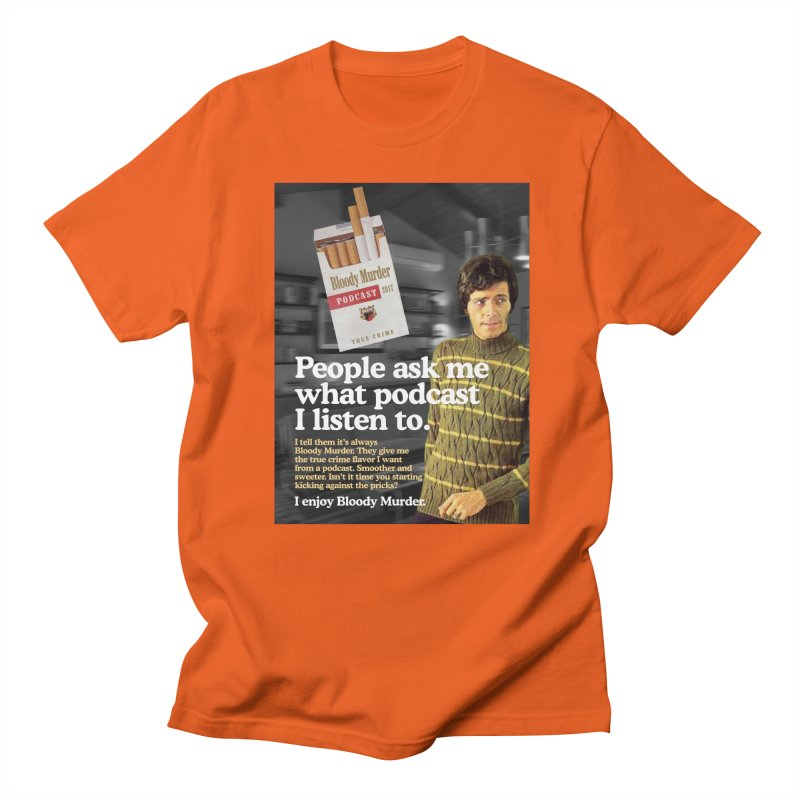 Bloody Murder 1970's Magazine Style Advert Women's Unisex T-Shirt by bloodymurder's Artist Shop