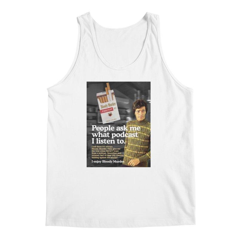 Bloody Murder 1970's Magazine Style Advert Men's Regular Tank by bloodymurder's Artist Shop