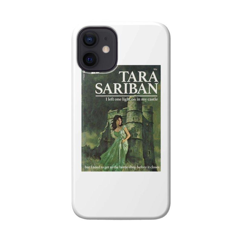 Tara Castle Accessories Phone Case by Bloody Murder's Artist Shop