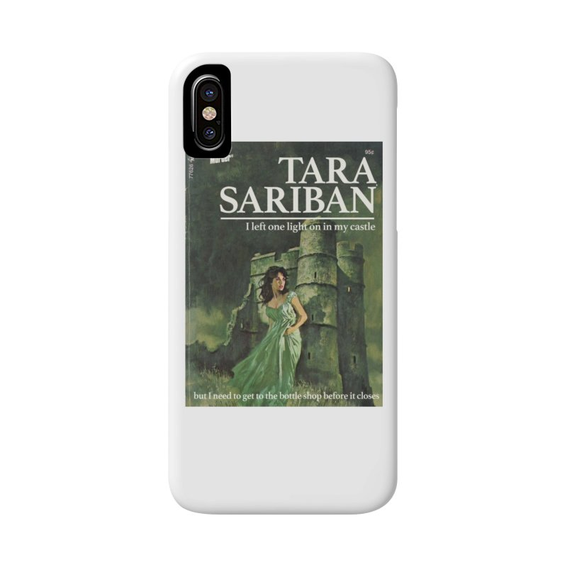 Tara Castle Accessories Phone Case by bloodymurder's Artist Shop
