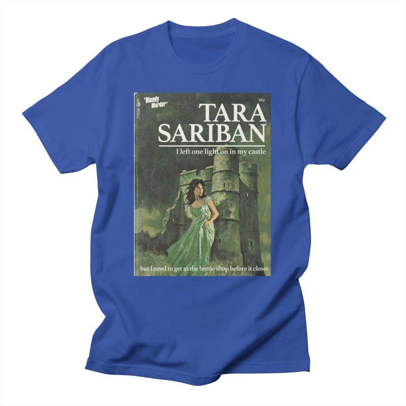 Tara Castle Men's T-Shirt by Bloody Murder's Artist Shop