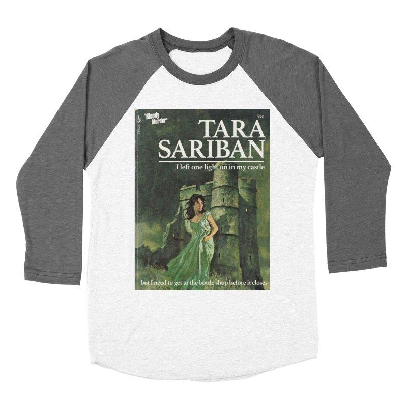 Tara Castle Women's Longsleeve T-Shirt by Bloody Murder's Artist Shop
