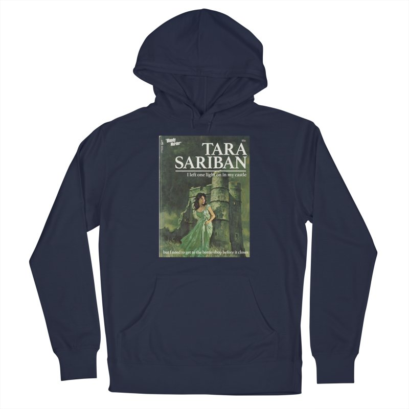 Tara Castle Men's Pullover Hoody by Bloody Murder's Artist Shop