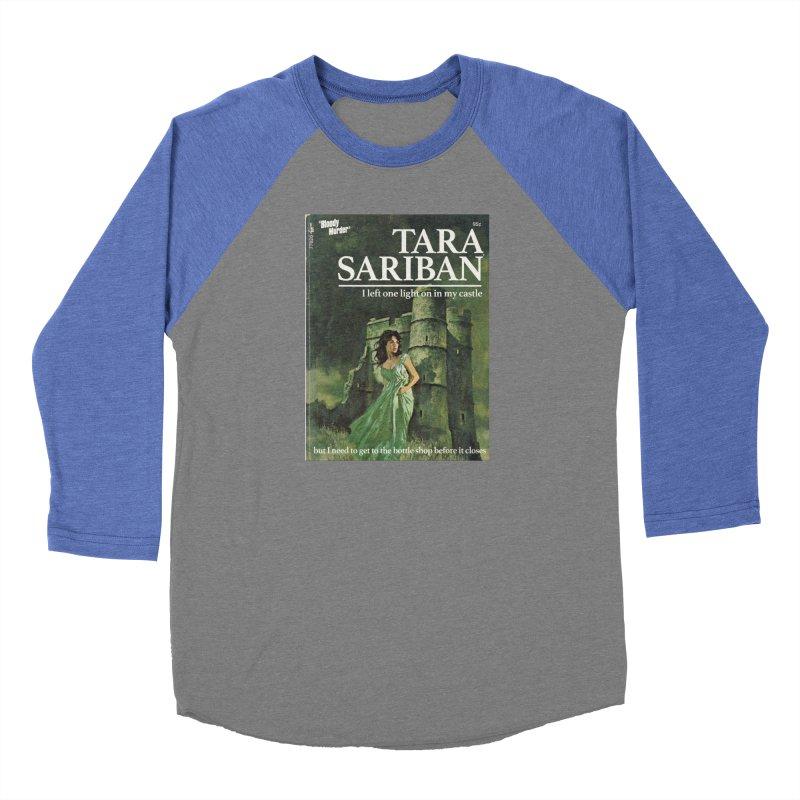 Tara Castle Men's Longsleeve T-Shirt by Bloody Murder's Artist Shop