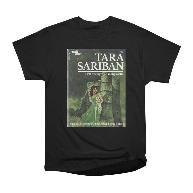 Tara Castle Women's Heavyweight Unisex T-Shirt by bloodymurder's Artist Shop