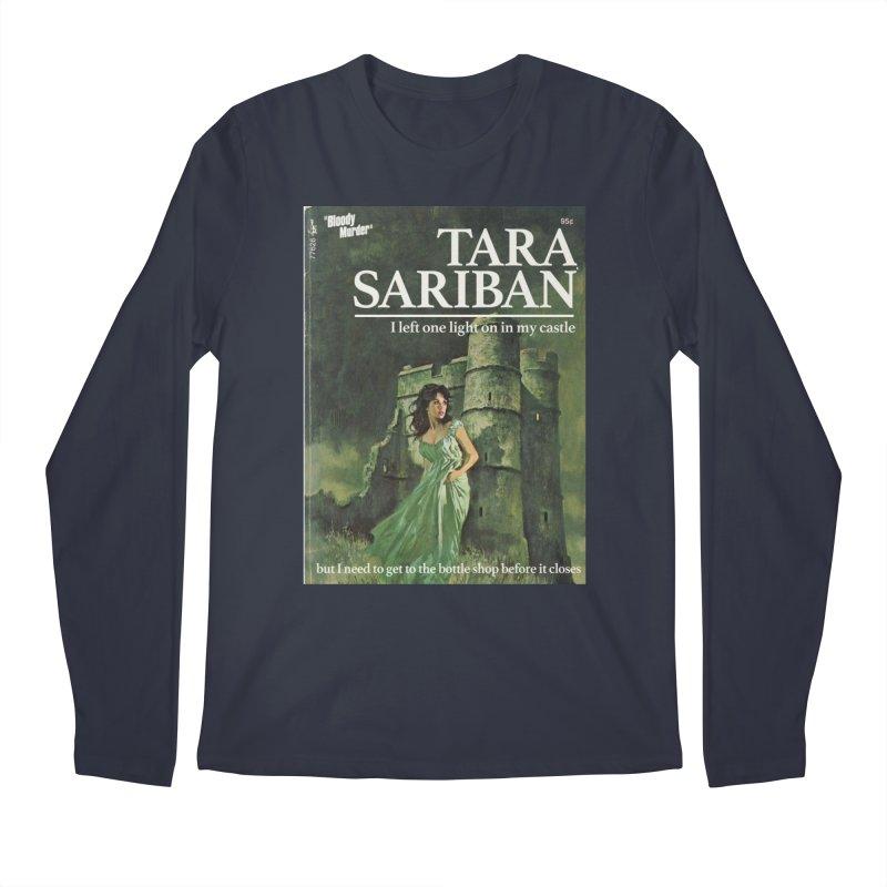 Tara Castle Men's Longsleeve T-Shirt by bloodymurder's Artist Shop