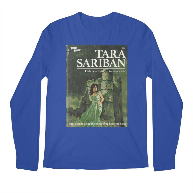 Tara Castle Men's Regular Longsleeve T-Shirt by bloodymurder's Artist Shop