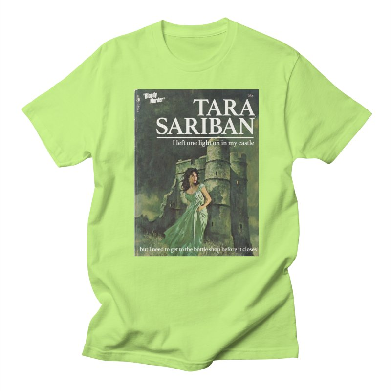 Tara Castle Women's Regular Unisex T-Shirt by bloodymurder's Artist Shop