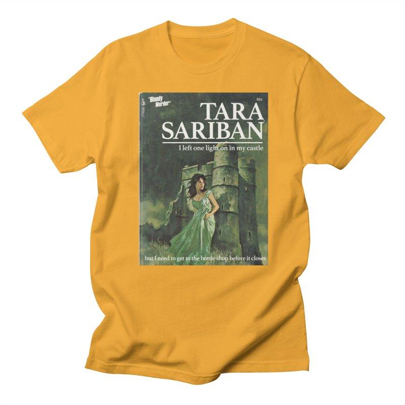 Tara Castle Men's T-Shirt by bloodymurder's Artist Shop