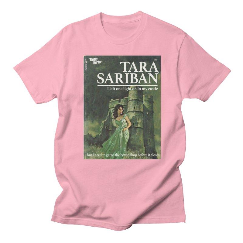 Tara Castle Women's Regular Unisex T-Shirt by Bloody Murder's Artist Shop