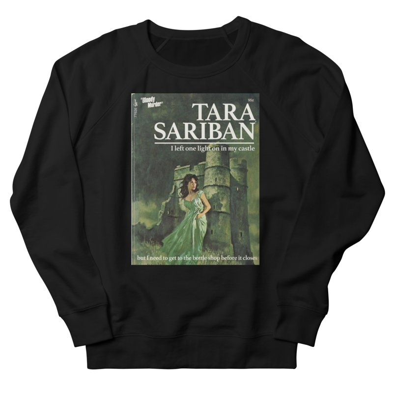 Tara Castle Women's Sweatshirt by bloodymurder's Artist Shop