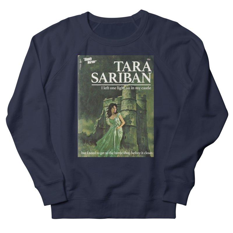 Tara Castle Women's French Terry Sweatshirt by Bloody Murder's Artist Shop
