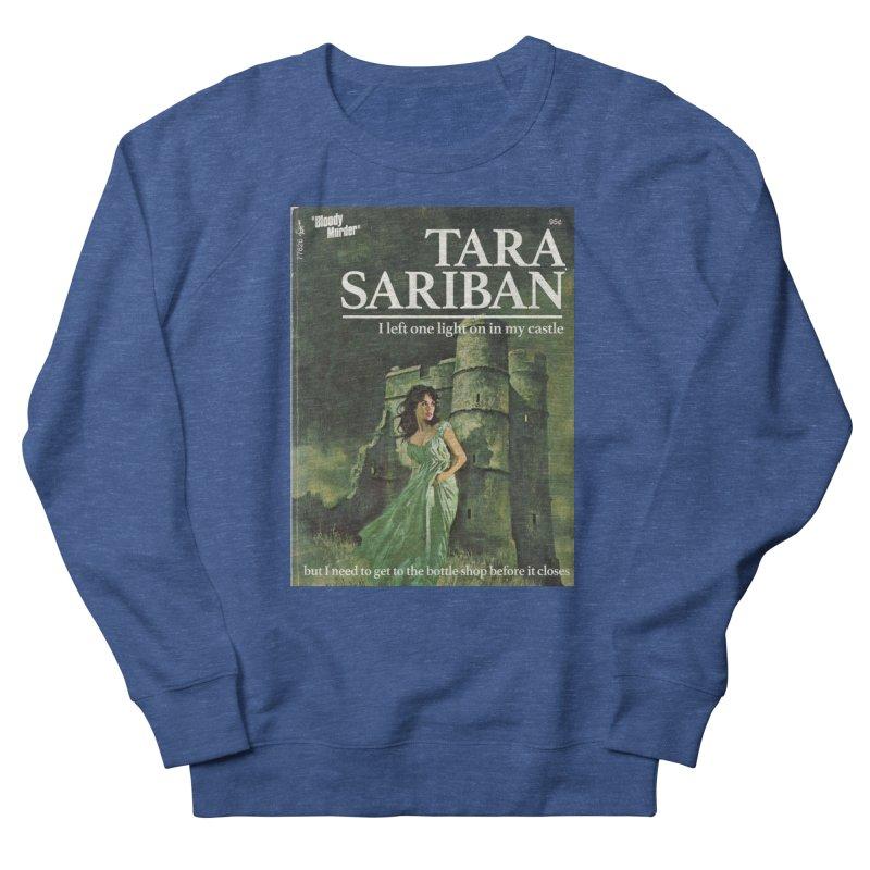 Tara Castle Men's Sweatshirt by Bloody Murder's Artist Shop