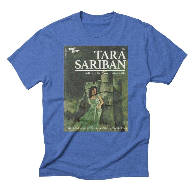 Tara Castle Men's Triblend T-Shirt by bloodymurder's Artist Shop