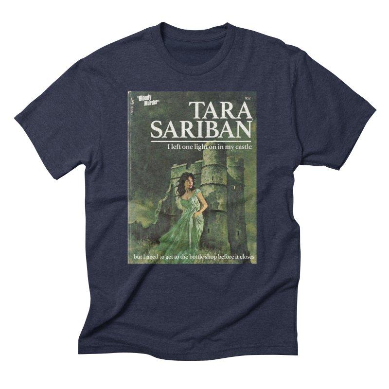 Tara Castle Men's Triblend T-Shirt by Bloody Murder's Artist Shop