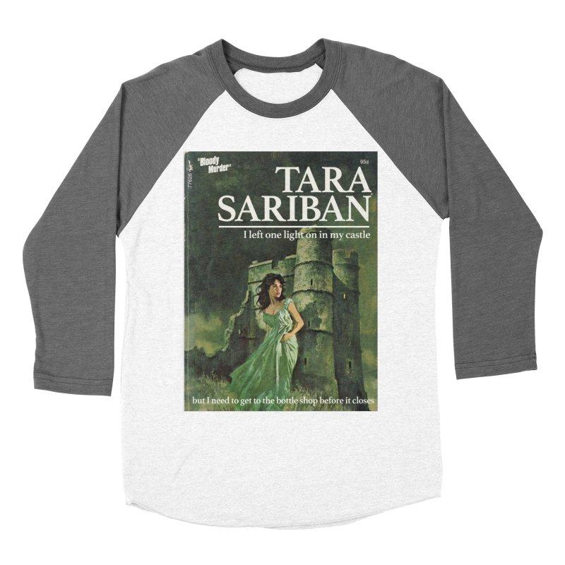 Tara Castle Women's Baseball Triblend T-Shirt by bloodymurder's Artist Shop