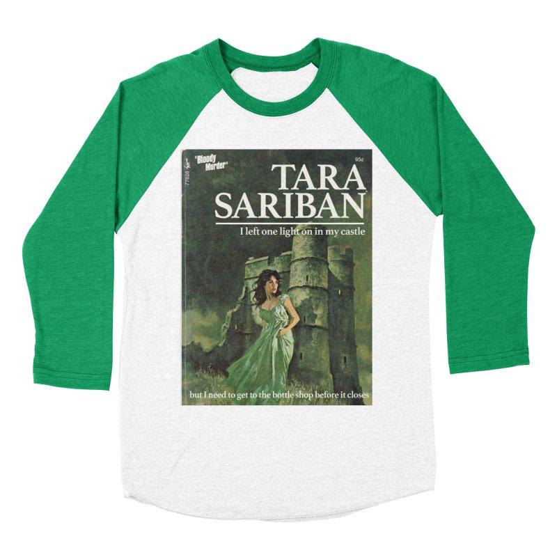 Tara Castle Women's Baseball Triblend Longsleeve T-Shirt by bloodymurder's Artist Shop