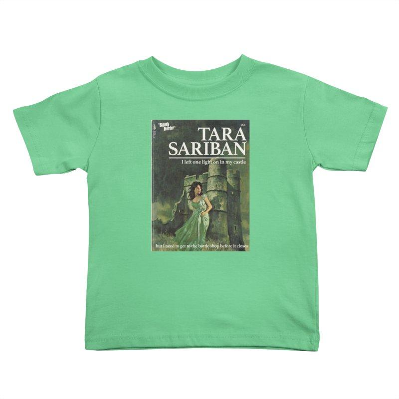 Tara Castle Kids Toddler T-Shirt by bloodymurder's Artist Shop