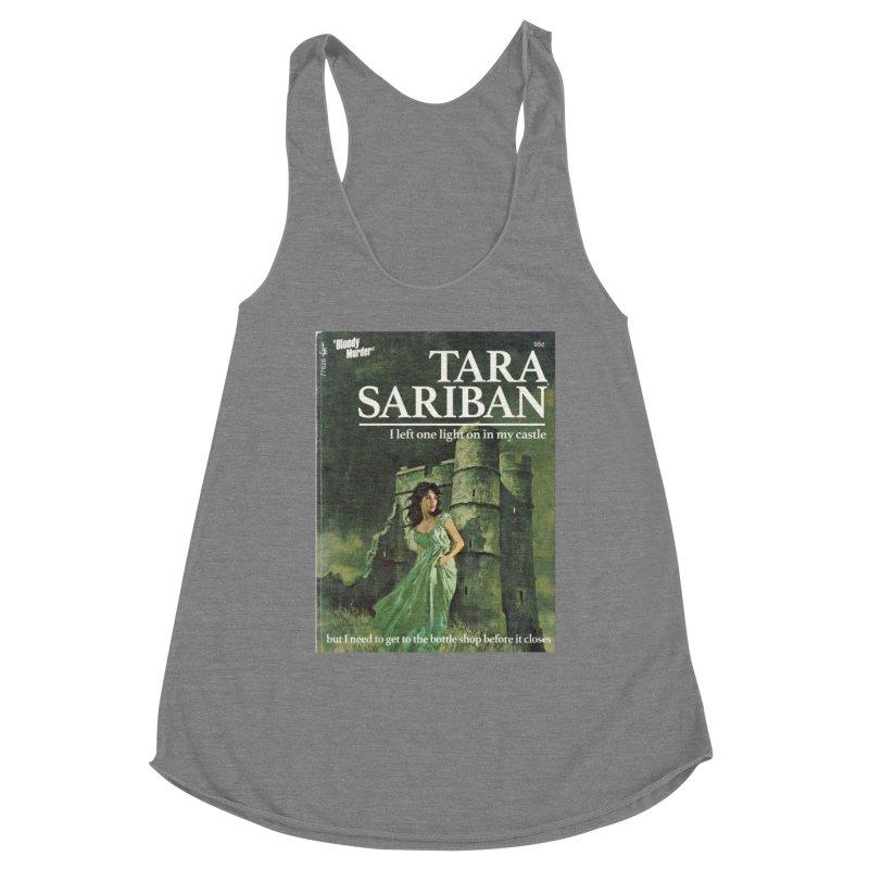 Tara Castle Women's Tank by Bloody Murder's Artist Shop
