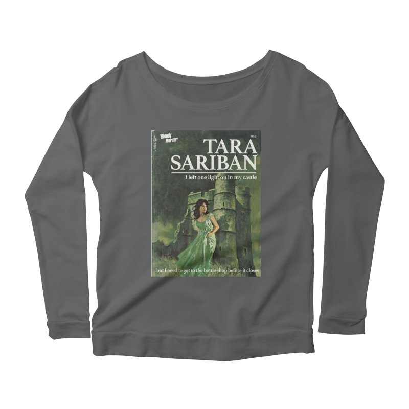Tara Castle Women's Longsleeve T-Shirt by Bloody Murder's Artist Shop