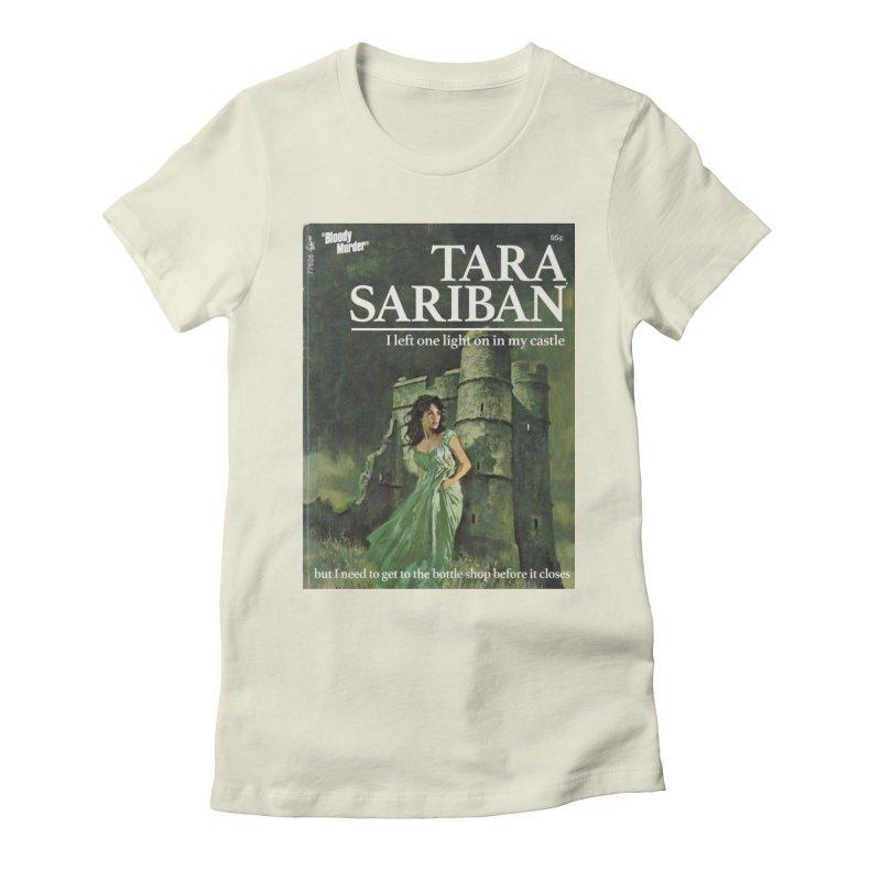 Tara Castle Women's Fitted T-Shirt by bloodymurder's Artist Shop