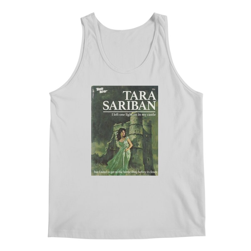 Tara Castle Men's Tank by bloodymurder's Artist Shop