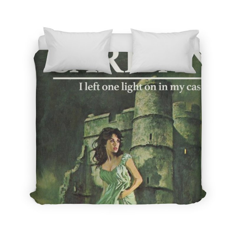 Tara Castle Home Duvet by bloodymurder's Artist Shop
