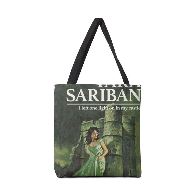 Tara Castle Accessories Bag by bloodymurder's Artist Shop