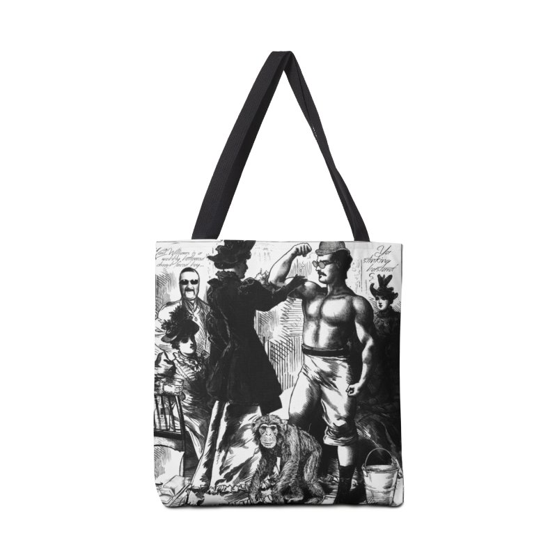 Tara Touch My Muscles Accessories Bag by bloodymurder's Artist Shop