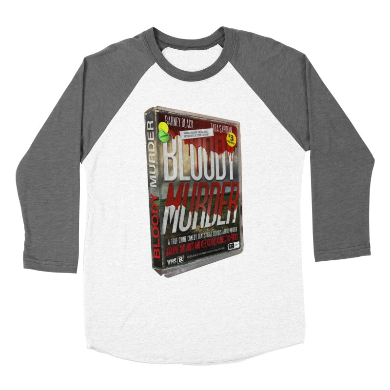 Bloody Murder VHS 1982 Women's Longsleeve T-Shirt by Bloody Murder's Artist Shop