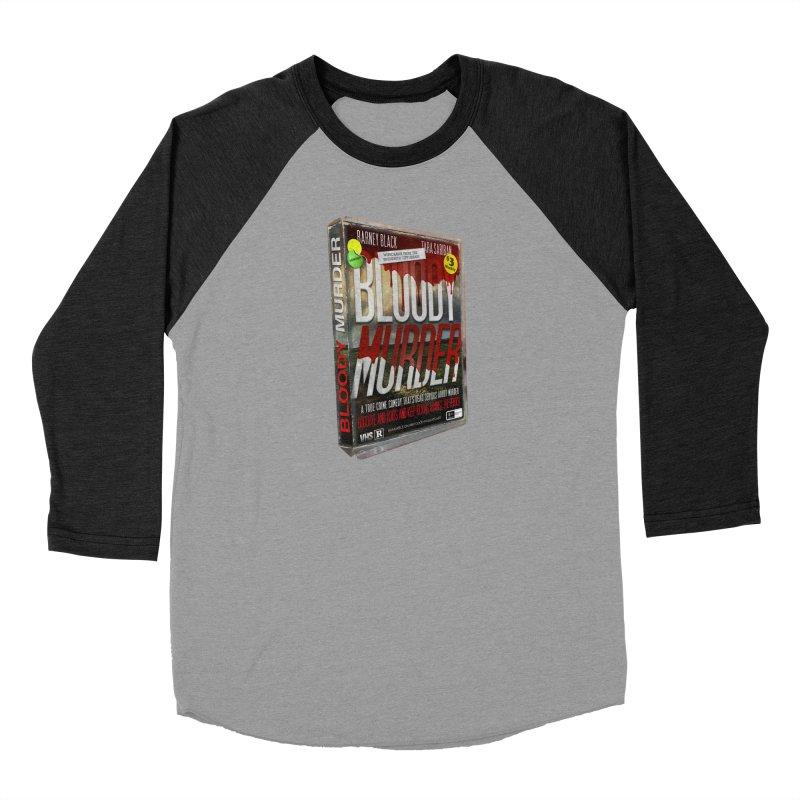 Bloody Murder VHS 1982 Women's Baseball Triblend Longsleeve T-Shirt by Bloody Murder's Artist Shop