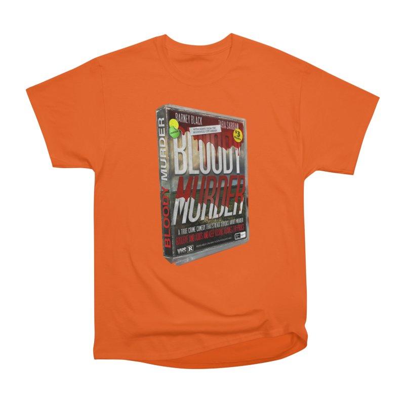 Bloody Murder VHS 1982 Women's T-Shirt by Bloody Murder's Artist Shop