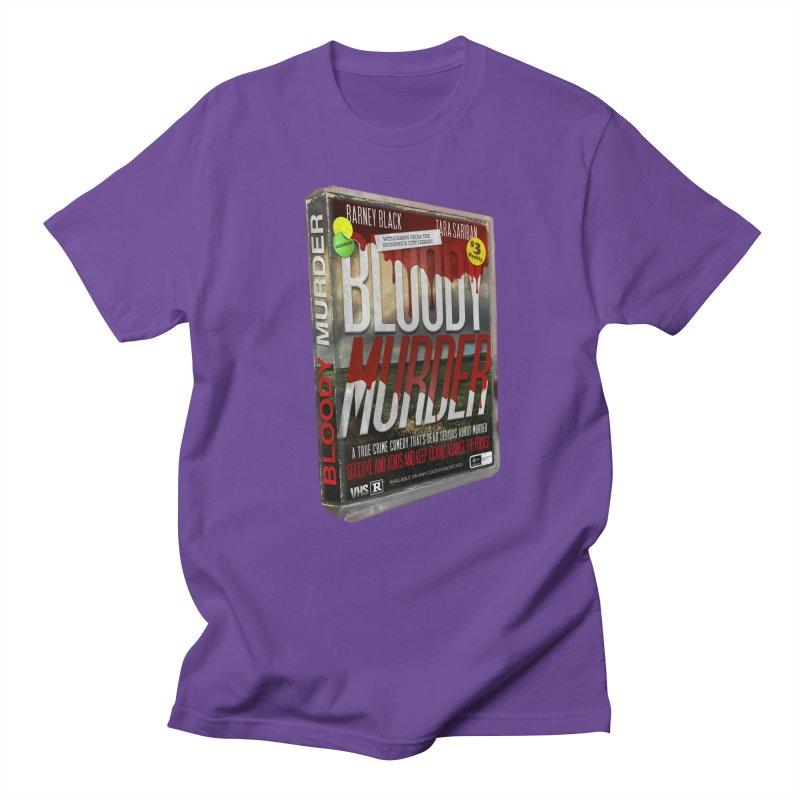 Bloody Murder VHS 1982 Women's Unisex T-Shirt by bloodymurder's Artist Shop
