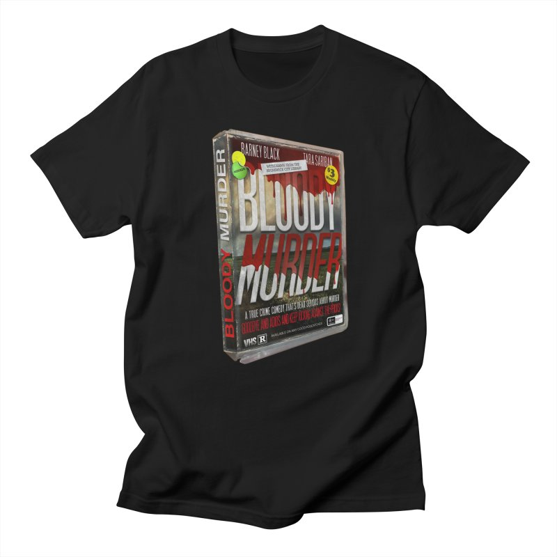 Bloody Murder VHS 1982 Men's Regular T-Shirt by Bloody Murder's Artist Shop