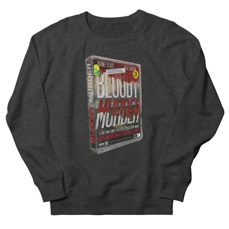 Bloody Murder VHS 1982 Men's Sweatshirt by bloodymurder's Artist Shop