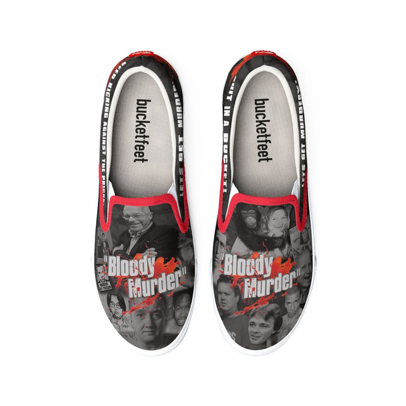 Bloody Murder Shoes Men's Shoes by Bloody Murder's Artist Shop