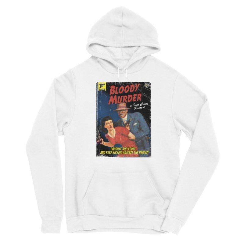 Bloody Murder Pulp Novel Men's Pullover Hoody by Bloody Murder's Artist Shop