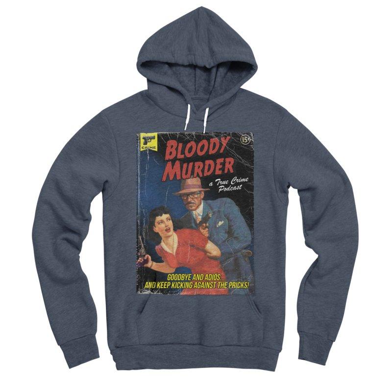 Bloody Murder Pulp Novel Women's Sponge Fleece Pullover Hoody by Bloody Murder's Artist Shop